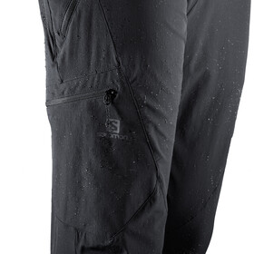 Salomon Wayfarer Tapered Pantaloni Donna, black